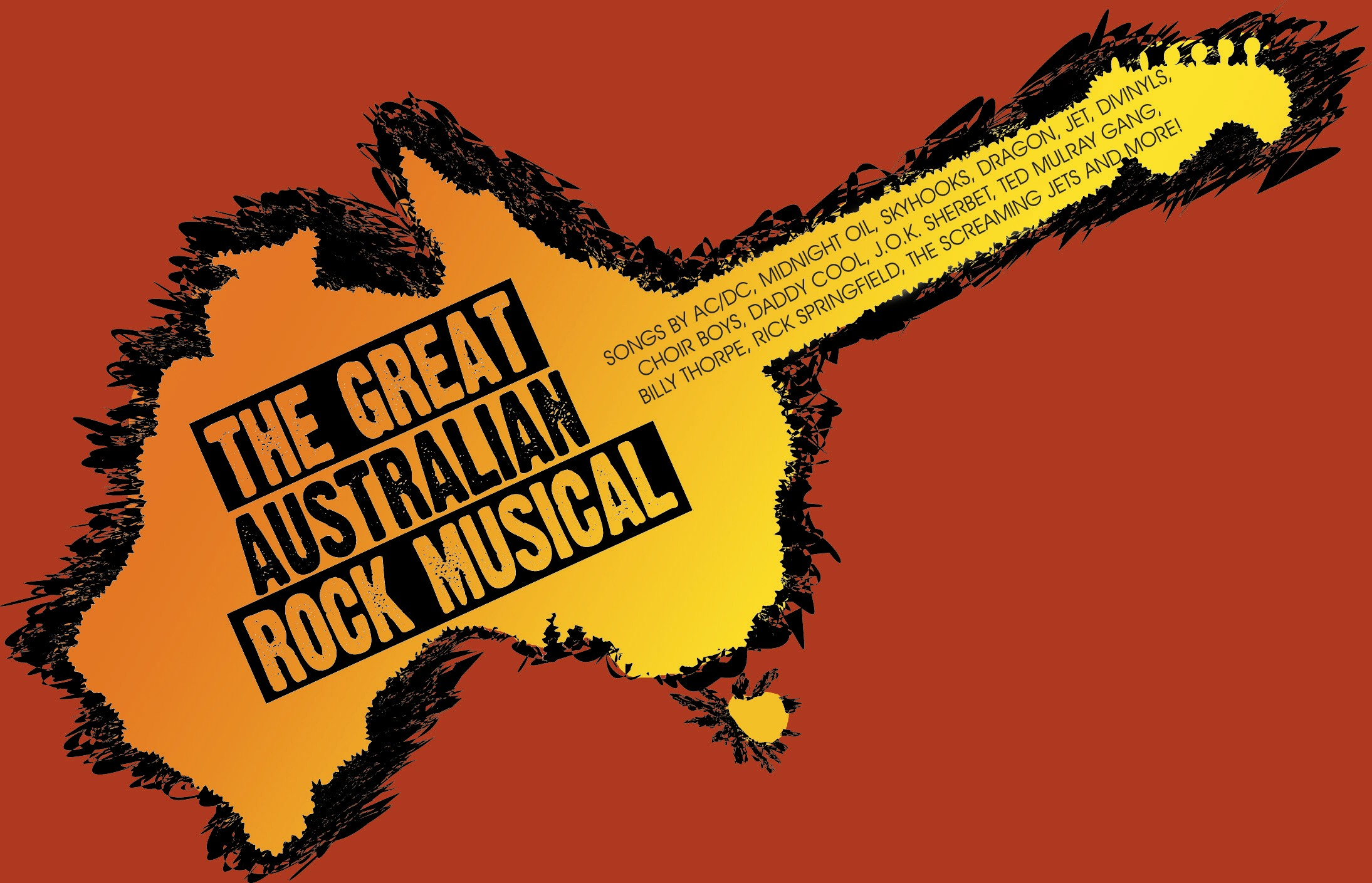 The Great Australian Rock Musical